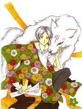 Natsume portrait manga