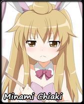Chiaki minami profile