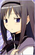 Homura akemi profile