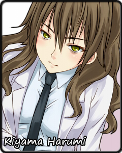 Kiyama harumi