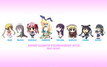 Saimoe 2010 Best Eight