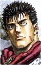 Guts portrait manga
