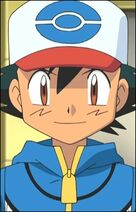 Ash portrait bw