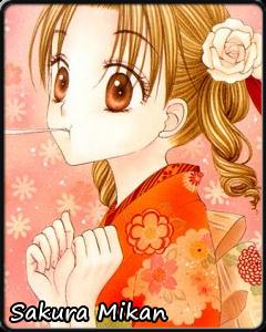 Sakura mikan