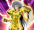 Saga Armure d'Or Des Gémeaux Démoniaque