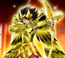 Seiya Armure d'Or Du Sagittaire