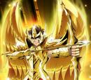 Aiolos du Sagittaire Armure Divine