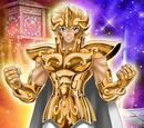 Aiolia Armure d'Or du Lion OCE