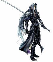Sephiroth-dissidia