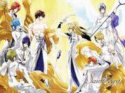 Saint beast anime episode cover