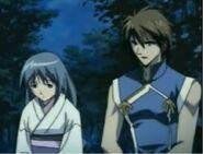 Goh and natsuki talk