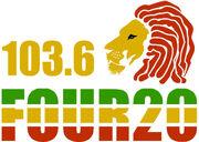 103.6 420 FM (reggae)