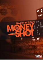 Saints Row Money Shot unreleased leaked boxart