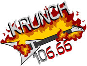 Krunch 106.66 (metal, rock)