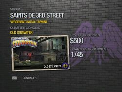 Saints Row 2 - Versement initial (11)