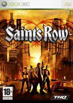 Saints Row - jaquette