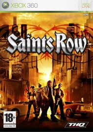 Saints Row - jaquette