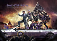 Saints Row IV Image promotionnelle 1