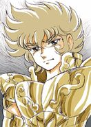 Kaiser de Leo por Yukimasa Shijoh