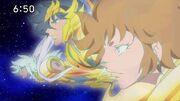 El Cosmos de Shiryu Kiki y Fudou