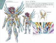 Pegasus Omega Cloth Settei