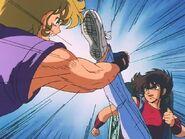 Jabu vs Seiya