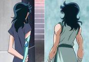 Ryuho apariencia
