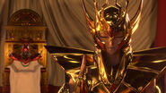 KotZ Netflix Virgo Shaka with the Pope, Ares
