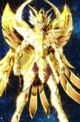 Shaka de Virgo God Cloth HD