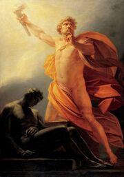 Prometeo Mitologia