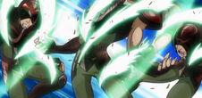 Dead Howling Omega Steel Nachi