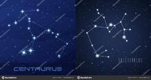 Centauro-Sagitario diferencias
