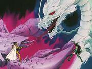 Cáncer vs Dragón