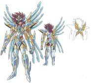 Pegasus omega cloth ver.1