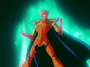 Kanon consigue la Escama de Dragon Marino