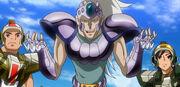 Ichi y Steel Saints