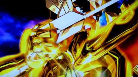 Saint Seiya Senki PS3 Sagittarius Aioros - Arrow