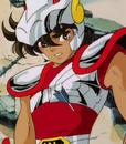 Flecha envenenada Seiya
