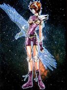 Armure de l'Aigle (Episode G) 01