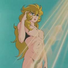 ミスティの「アドニスの最高峰」TVアニメ版