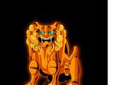 Armure du Petit Lion