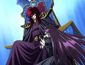 Hades (in Shun's body) and Pandora