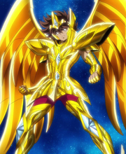 Seiya de Sagitario New Cloth