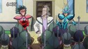 Ichi, Spear et Dali 60
