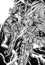 Shiryu de Libra (manga)