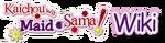 Kaichō wa Maid-sama! Wiki logo