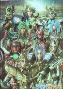 Chevaliers d'Or (Legend of Sanctuary)