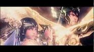 Saint Seiya Legend of Sanctuary - Trailer 2014