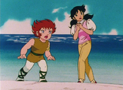 Kiki y Miho
