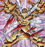 Ox recibe el ataque de Suikyō